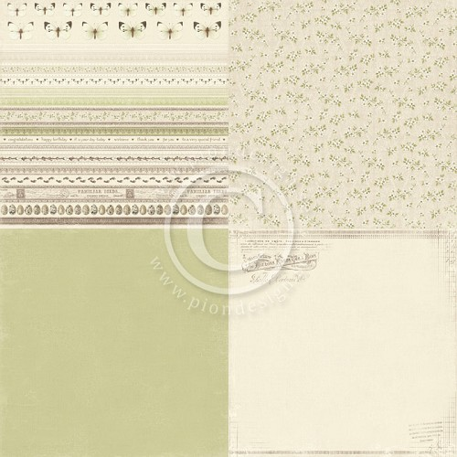 Pion Design - a Day in May - Borders
