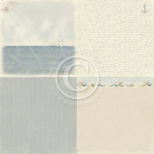 Pion Design - Shoreline Treasures - Sailing