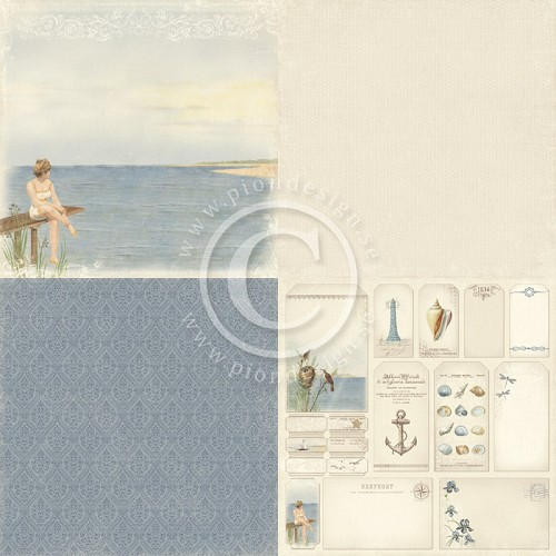 Pion Design - Shoreline Treasures - Warm Breeze