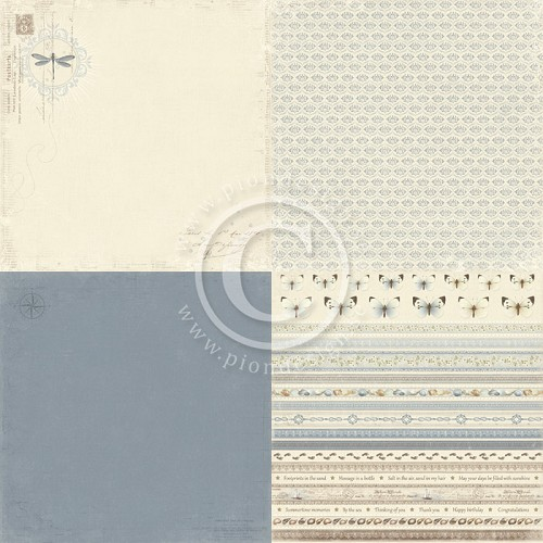 Pion Design - Shoreline Treasures - Dragonfly