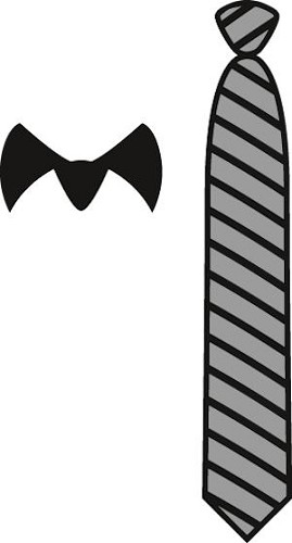 Marianne Design - Craftables - Gentleman`s Tie