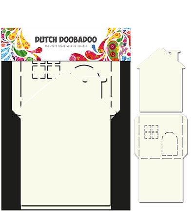 DDBD Dutch Card Art Home
