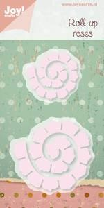 Joy! Stencil - Roll up Roses