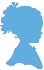 Marianne Design - Creatables - Silhouette - Girl with Ponytail