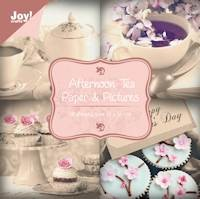 Joy! Papierblok Afternoon Tea