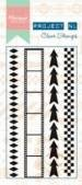 Marianne Design - Clearstamp Border - Arrows