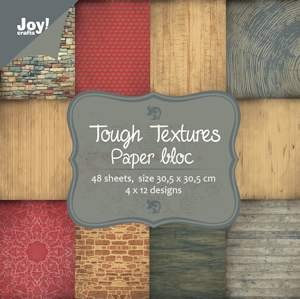 Joy! Papierblok tough textures