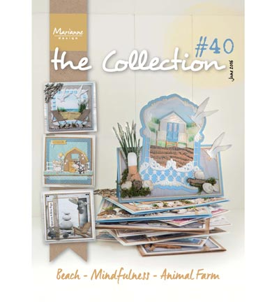Marianne Design - The Collection #40