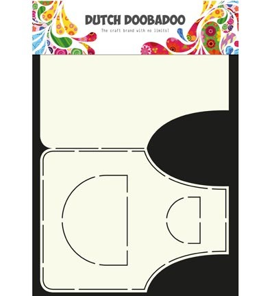 DDBD Dutch Cart Art Apron A4