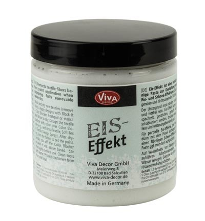 Viva decor - Eis effekt - Wit