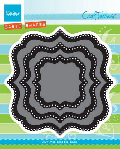 Marianne Design - Craftables - Classic square