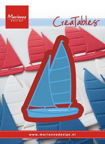 Marianne Design - Creatables -  Sailboat