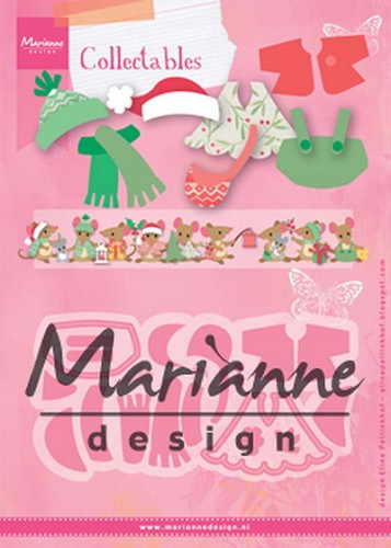 Marianne Design - Collectables - Eline`s outfits