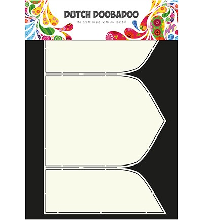 DDBD - Dutch card art - Tryptich 3 A4