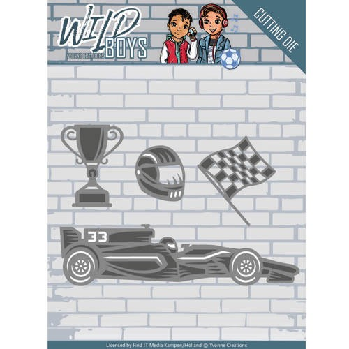 Yvonne Creations - Wild Boys - Racing