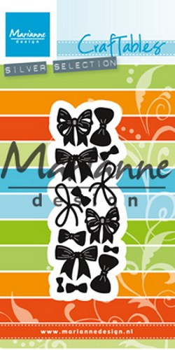 Marianne Design - Craftables - Punch die - Bows