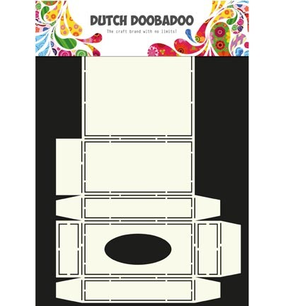 DDBD - Dutch Box Art A4 - Handkerschief