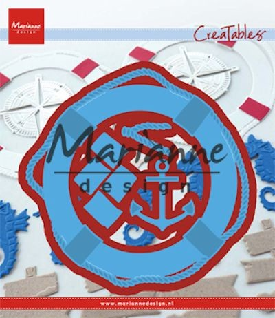 Marianne Design - Creatables  - Nautical set