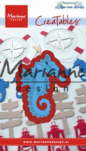 Marianne Design - Creatables - Sea horse