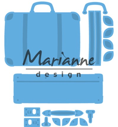 Marianne Design - Creatables - Suitcase