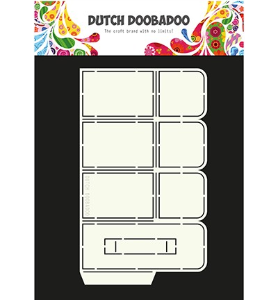 DDBD - Box Art Pop up box A4