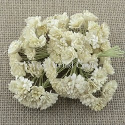 Mulberry paper - Gypsophila - Ivory