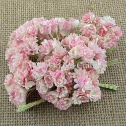 Mulberry paper - Gypsophila - Baby pink