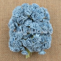 Mulberry paper - Gypsophila - Baby Blue