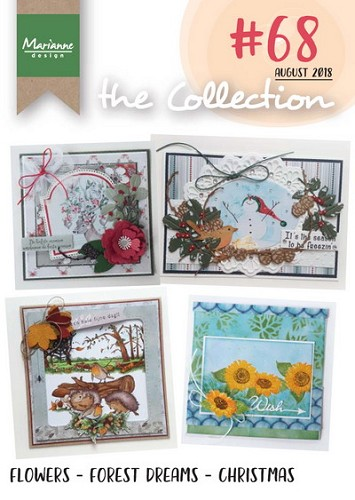Marianne Design - The Collection #68