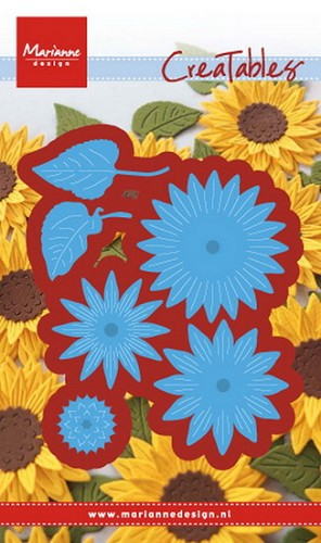 Marianne Design - Creatables  - Sunflower
