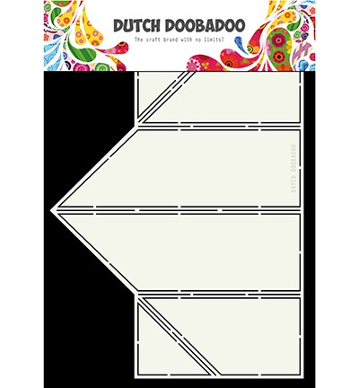 DDBD - Dutch Box Art - Pop up box - A4