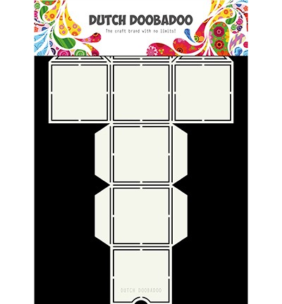 DDBD - Dutch Box Art - Straw dispenser - A4