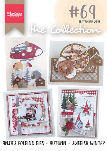Marianne Design - The Collection #69