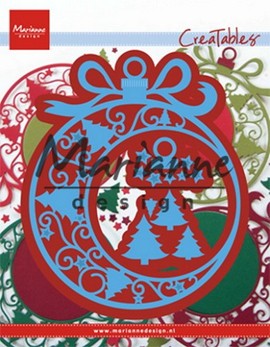 Marianne Design - Creatables - Christmas ornament