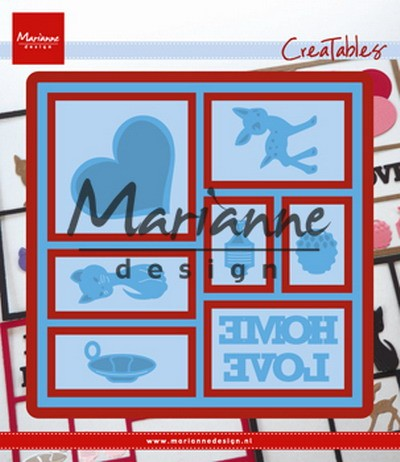 Marianne Design - Creatables - Layout