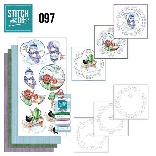 Stitch and Do 97 - Warm winter
