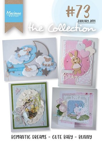 Marianne Design - The Collection #73