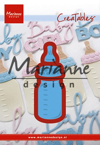 Marianne Design - Creatables - Baby bottle
