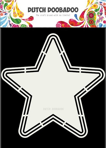 DDBD - Dutch Shape Art -Star