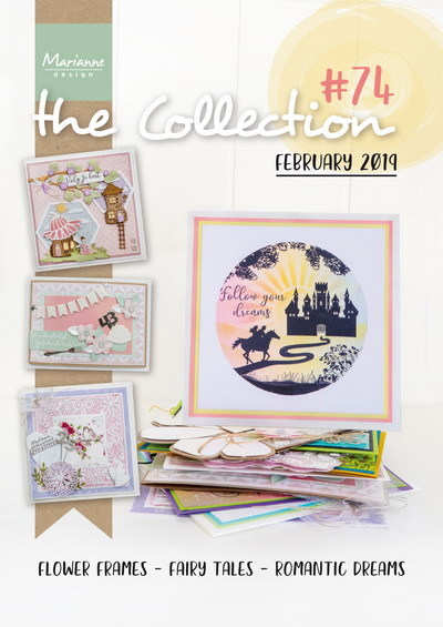 Marianne Design - The collection #74