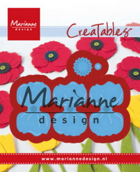 Marianne Design - Creatable - Poppy