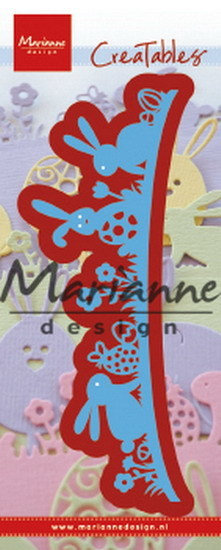 Marianne Design - Creatables - Bunny border