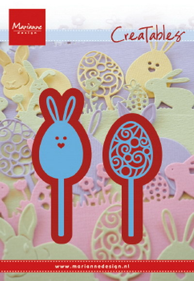 Marianne Design - Creatables - Easter pins