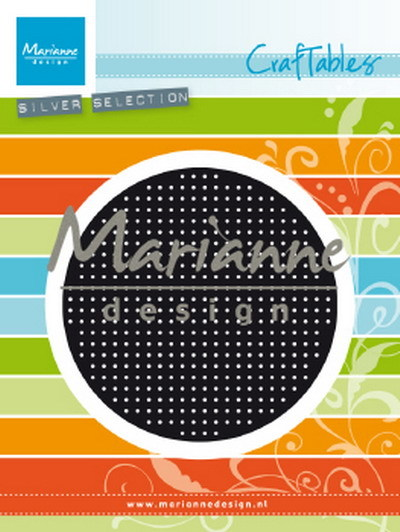 Marianne Design - Craftables - Cross stitch - Circle