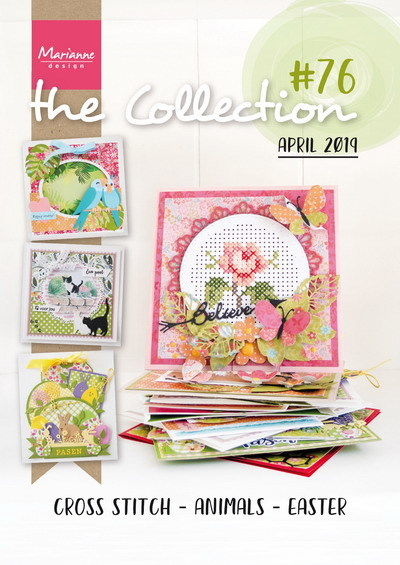 Marianne Design - The collection #76