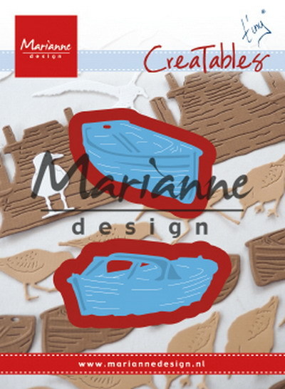 Marianne Design - Creatables - Tiny´s boats