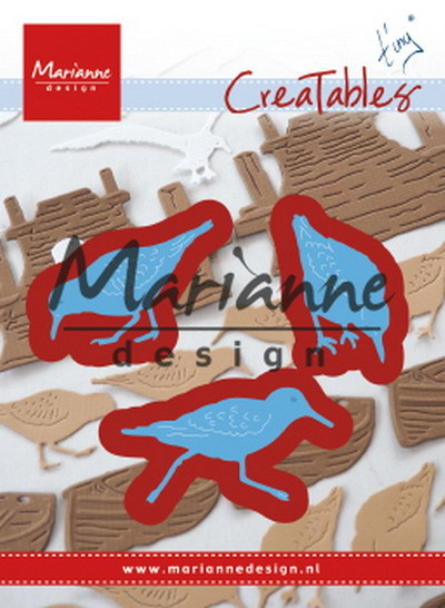 Marianne Design - Creatables - Tiny´s sandpipers