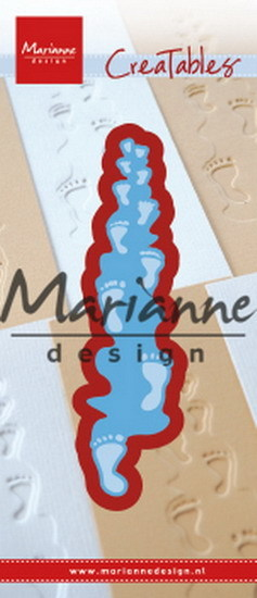 Marianne Design - Creatables - Foodprints