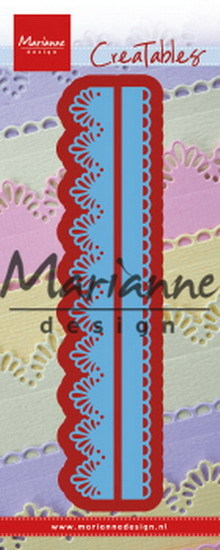 Marianne Design - Creatables - Sweet borders 2 stuks