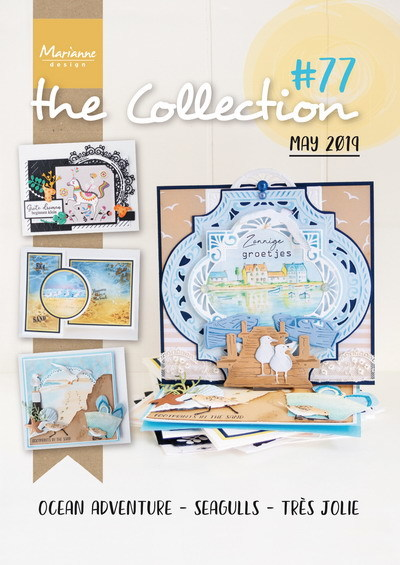 Marianne Design - The collection #77